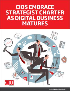 2019 State of the CIO cover