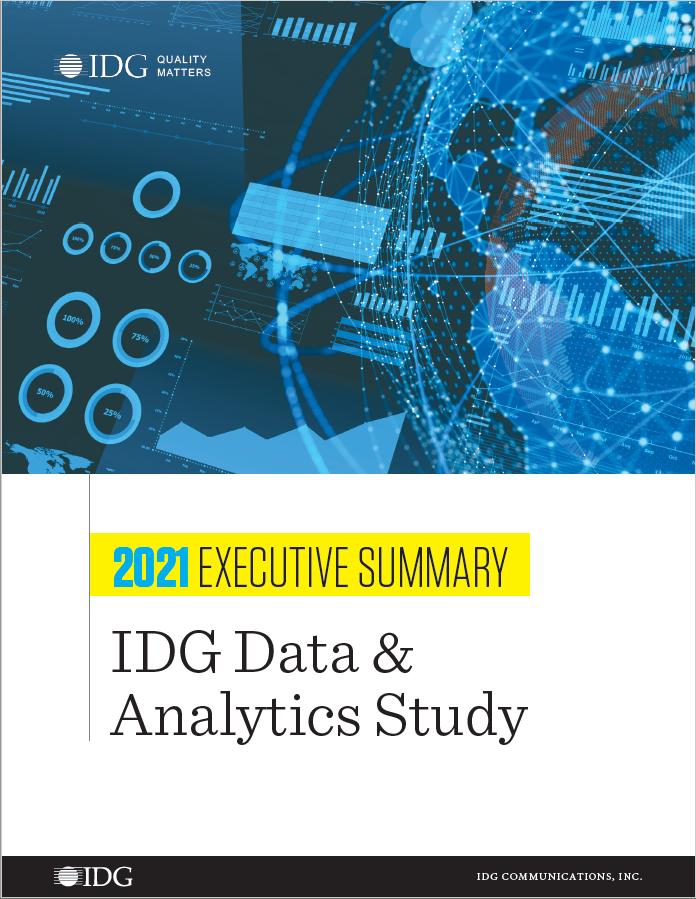 2021 D&A executive summary cover image