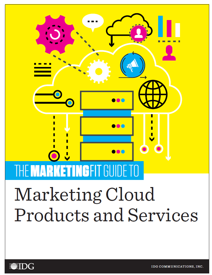 2021 MarketingFit Cloud Computing cover