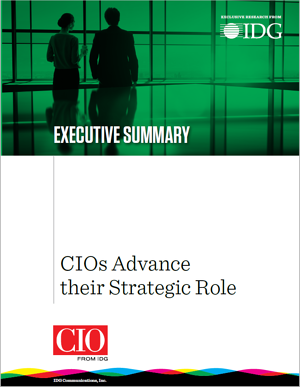 2019 State of the CIO Executive Summary