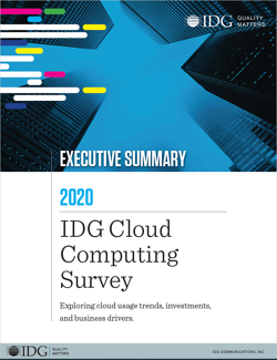 cloud executive summary cover