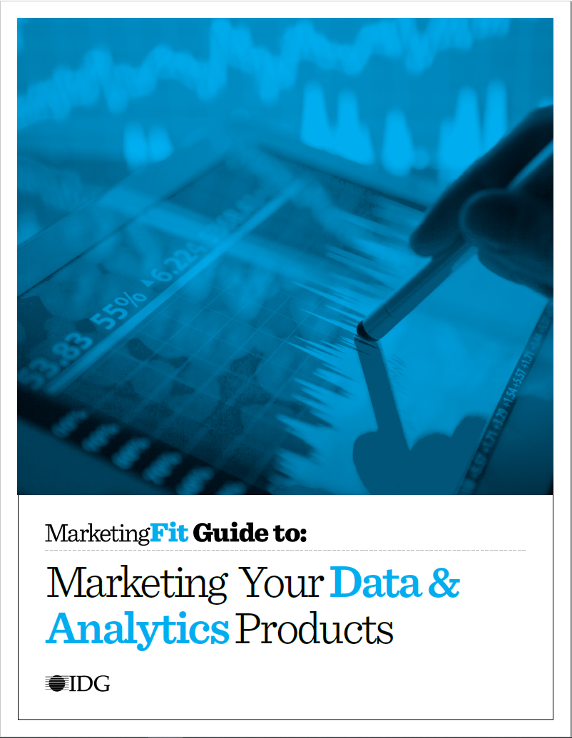 Data & analytics mfit guide cover